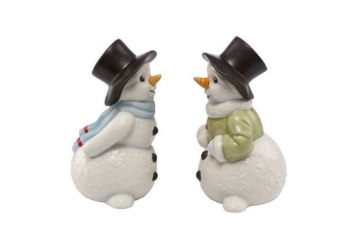 Goebel Winter Friends: Zout en Peper set