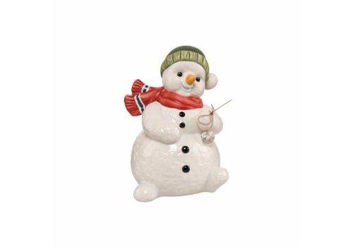 Goebel Snowmen: Hartelijke Groeten