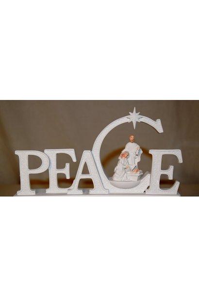 """Peace"" Nativite"