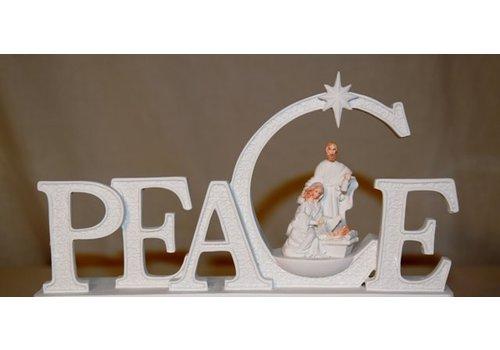 """Relart """"Peace"""" Nativite"""