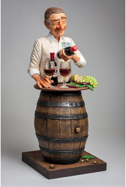 Forchino:   The Wine Lover