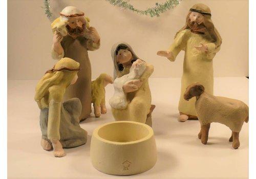 Anne Marie Kerst Groepje