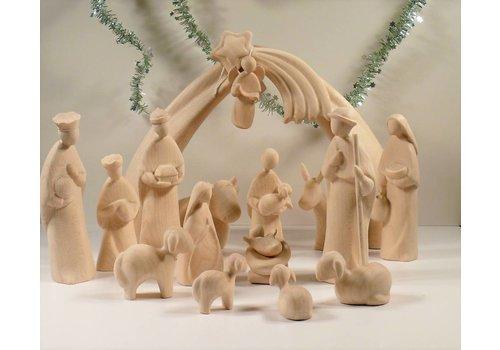 Dolfi 16 - delige Grote Kerstgroep