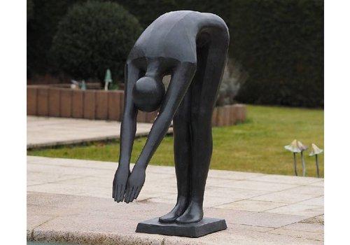 BronzArt Bronzestatuen: der Tauchgang II