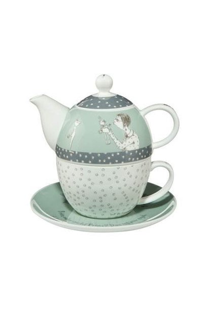 Barbara Freundlieb: Prince of niet - Tea For One