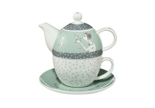 Barbara Freundlieb Barbara Freundlieb: Prince of niet - Tea For One