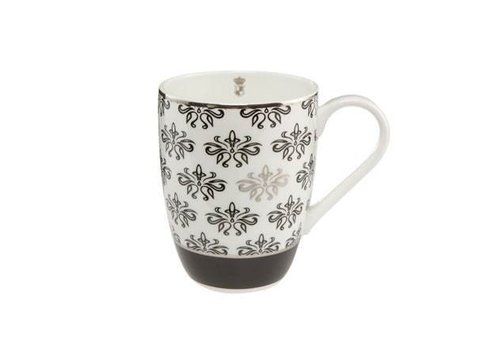 Black and White Black and White: Bloemen - Artist's Cup