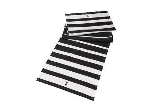 Black and White Black and White: Stripes - Tischläufer