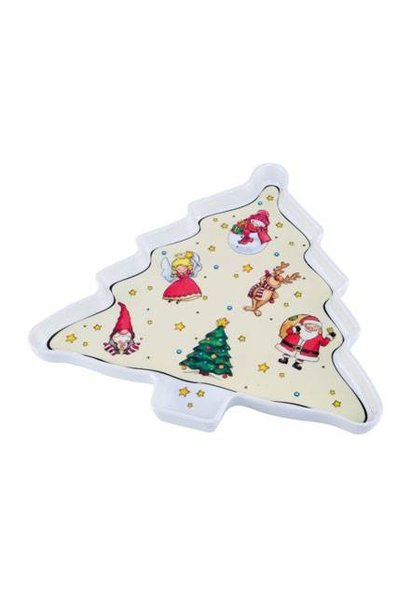 Ik hou van Kerstmis: Tree Bowl I Love Christmas
