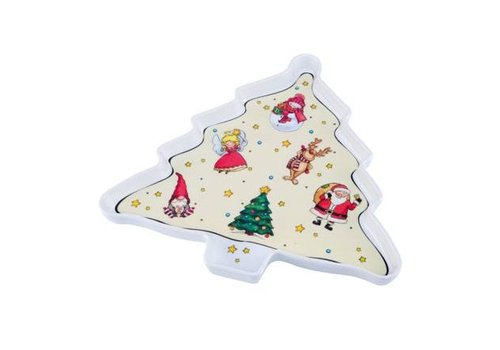 Kerst I Love Christmas: Tree Bowl I Love Christmas