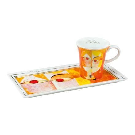 Goebel Quality:  Baldgreis  Espressoset-1