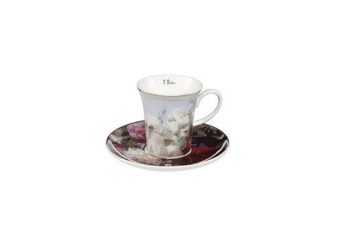 Jean Baptiste Robie Jean Baptiste Robie: Stilleven met bloemen - Espresso Cup