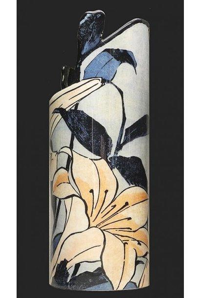 Vaas Hokusai, Fleur de Lis - Irisis (Iris)