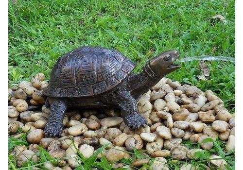 BronzArtes Schildkrötenbrunnen