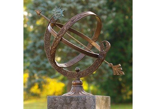 BronzArtes Sundial 48 cm