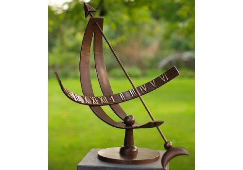BronzArtes Arrow Sundial