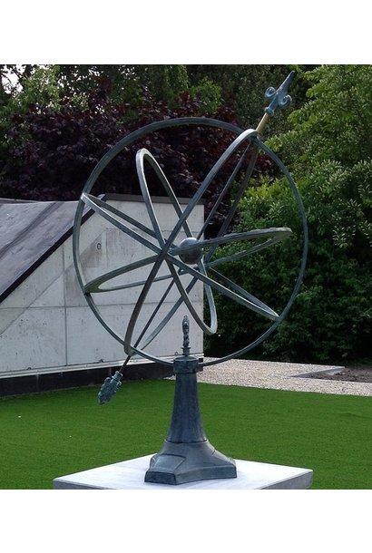 Arrow sundial 67 cm