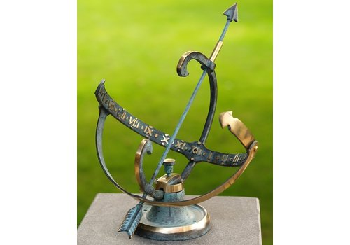 BronzArtes Small sundial