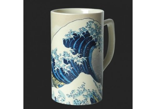 Katsushika Hokusai Mug Hokusai The Great Wave of Kanagawa