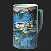 Claude Monet Mug Monet Water lillies (1916)