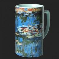 Mug Monet Water lillies (1916)