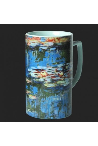 Mug Monet Water lillies (1916)