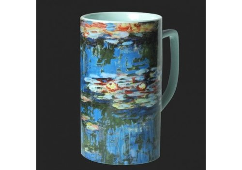 Claude Monet Mug Monet Water lillies (1916)