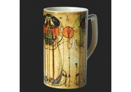 "Charles Rennie Mackintosh Mug Mackintosh ""The Wassail"" (1900)"