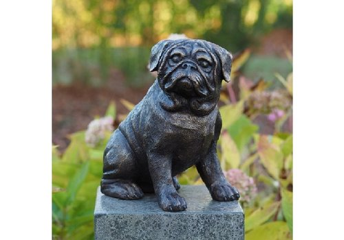 BronzArtes Pug dog