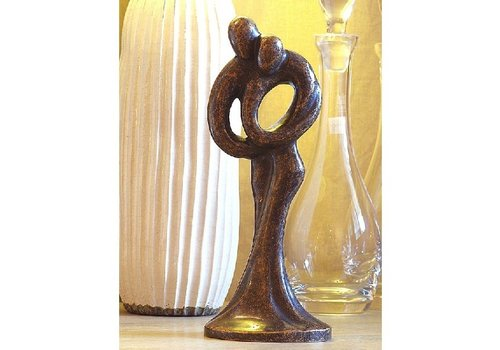 BronzArtes Abstract lovers 30 cm