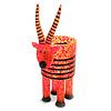StudioLine ANTILOPE - Vase, red-orange