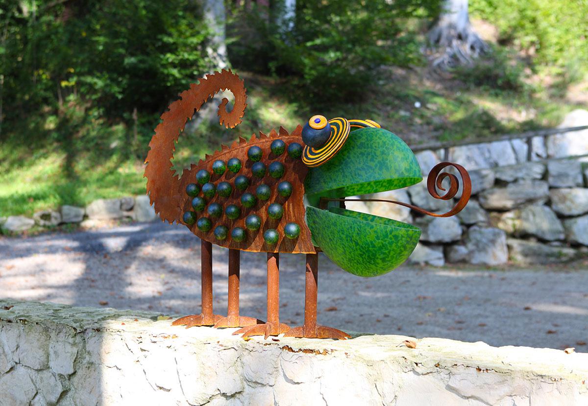 Borowski  CHAMELEON - Outdoor- green-5