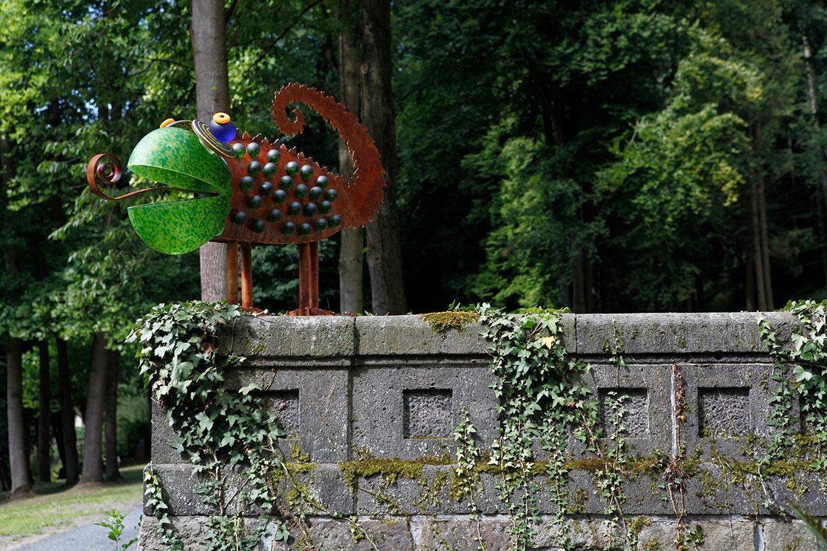 Borowski  CHAMELEON - Outdoor- green-6
