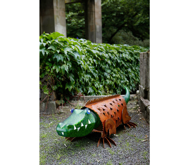 CROCO - Light object, green