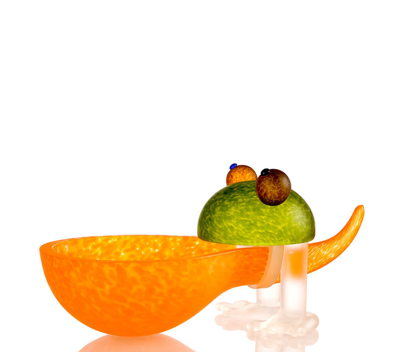 FROSCH - Bowl, lime green