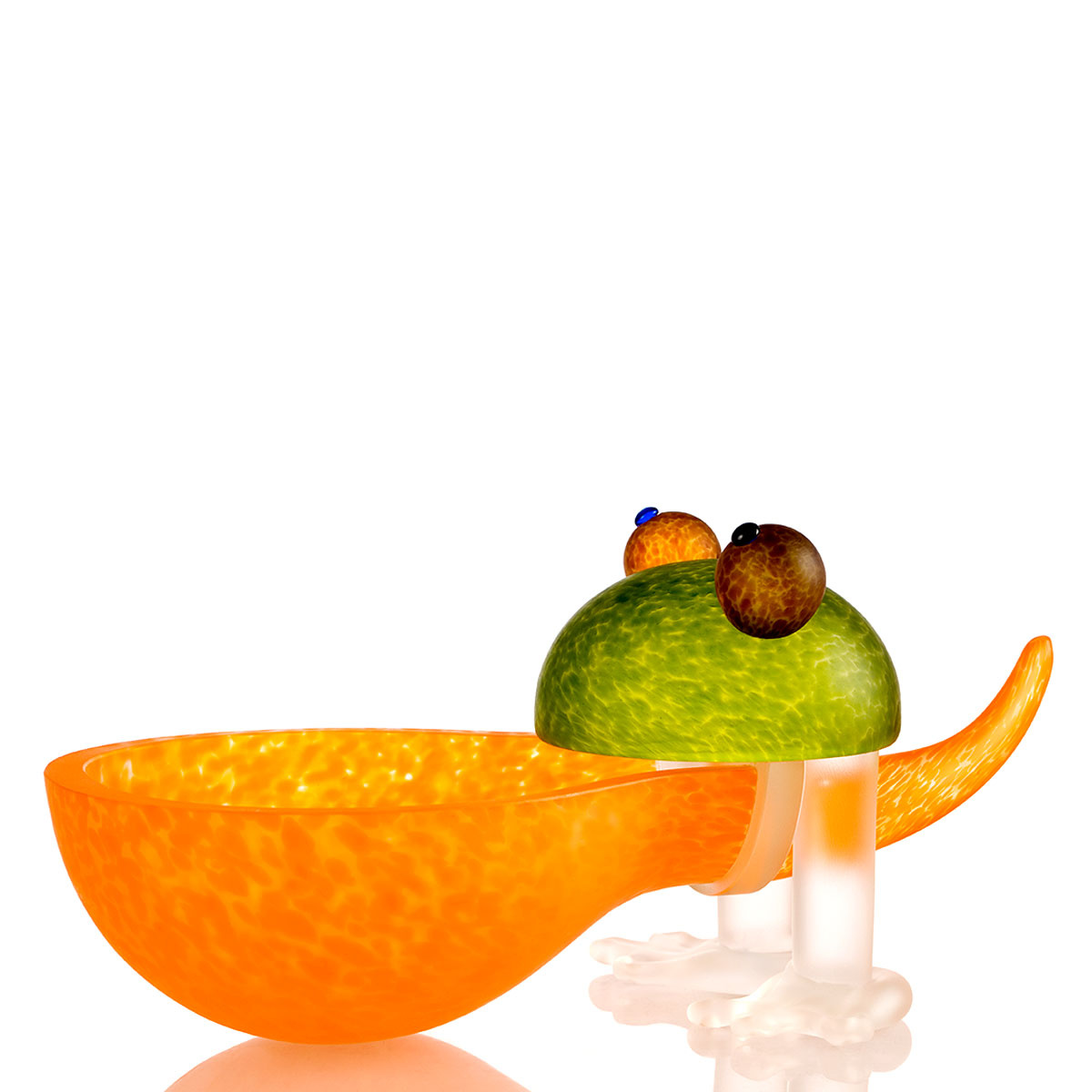 Borowski  Frog- Bowl available in two colours-1