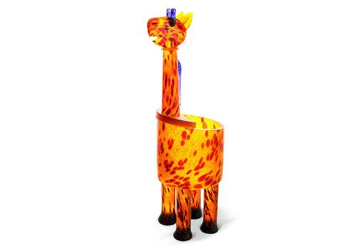 StudioLine GIRAFFE - Vase, bernstein