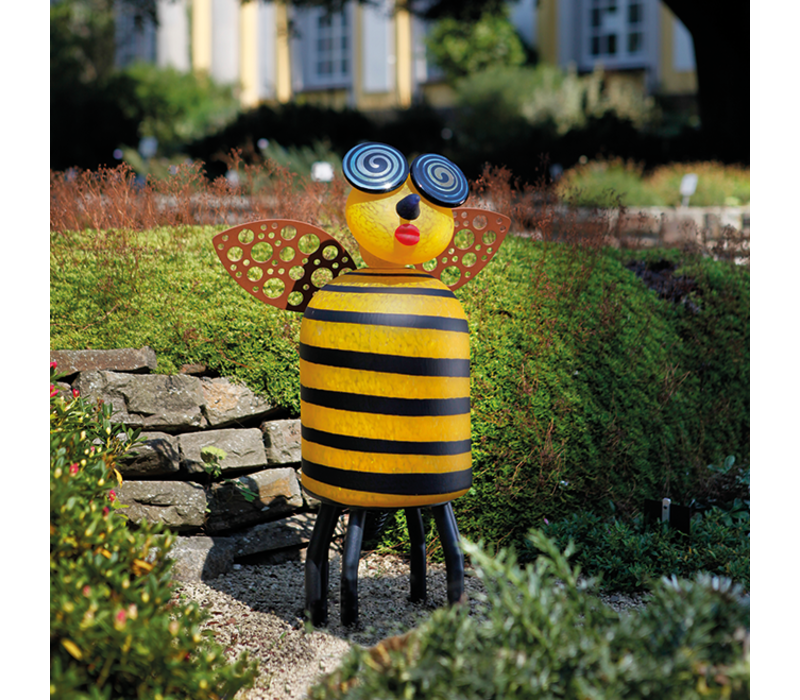 SUZY BEE - Light object, yellow-black