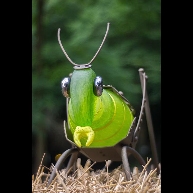 Borowski  JUMPER - Light object, lime-2