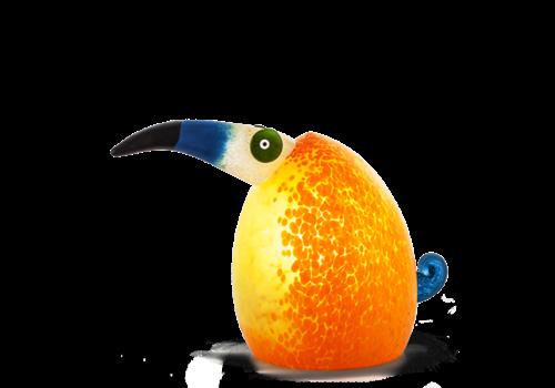 StudioLine TUKAN - Table lamp, violet-orange