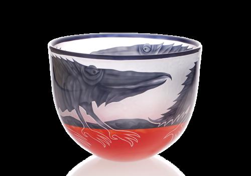 "Art Objects BOWL - Schale, 2-farbig, ""Fish""/""Bird""/""Alligator"""