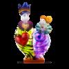 Art Objects KING & QUEEN - Object, multicolored