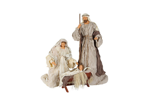 Angels & Co Nativity Set 3 delig 90 cm