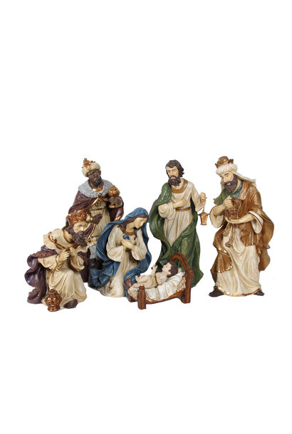Nativity Set 6 Teilig 66 cm Holy Family