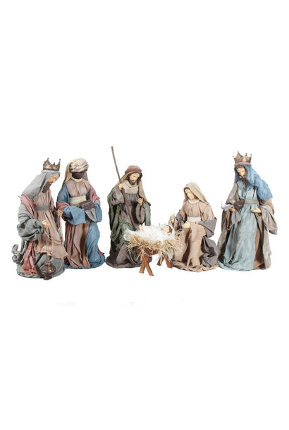 Nativity Set 6 Teilig