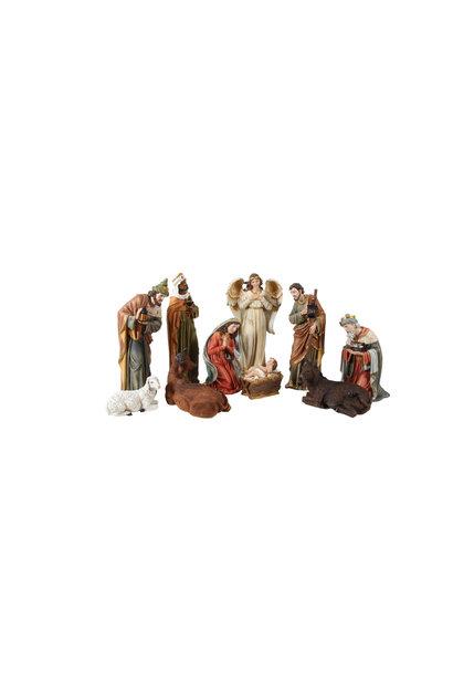Nativity Set x 11 beelden 60 cm hoog