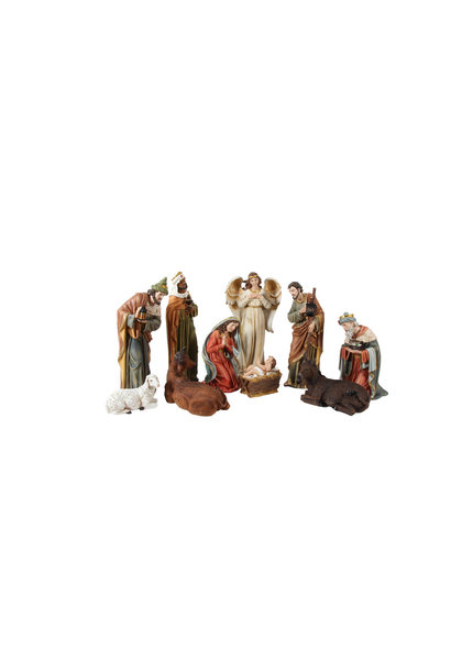 Nativity Set x 11 images 60 cm high