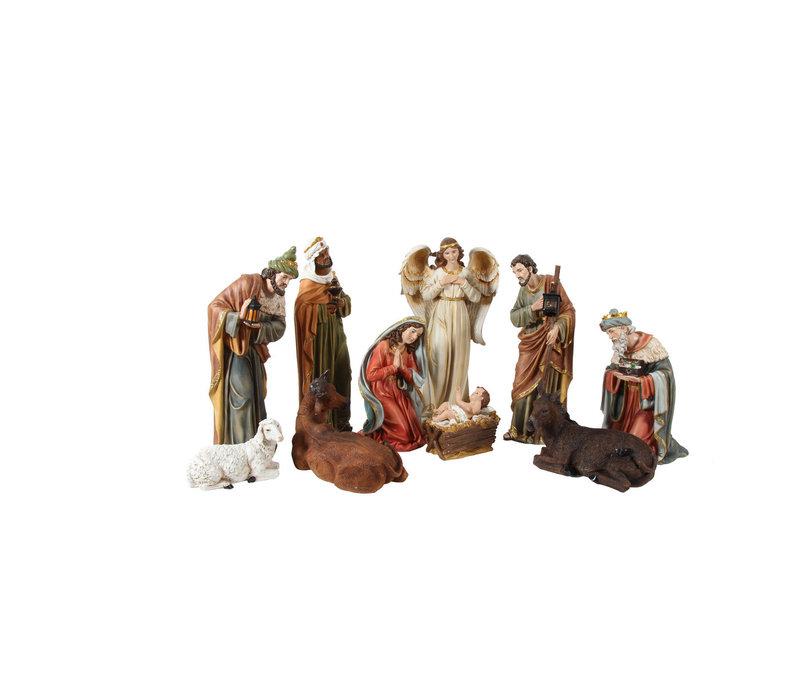 Nativity Set x 11 60 cm