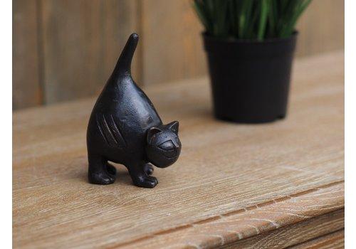 BronzArtes Bronze statue: Cat