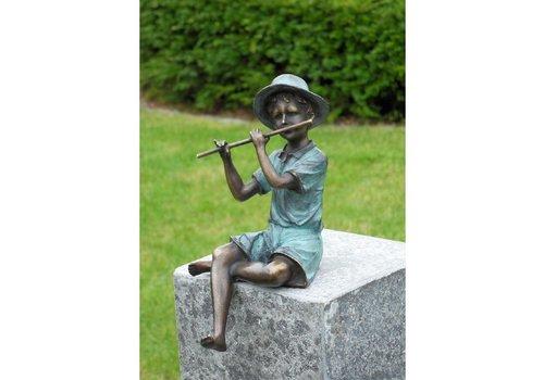 BronzArtes Boy with flute